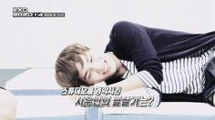 Cute laughing Kai (gif)