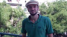 Student of NovaMova Russian Language School, Odessa. Luigi Varanese from Italy