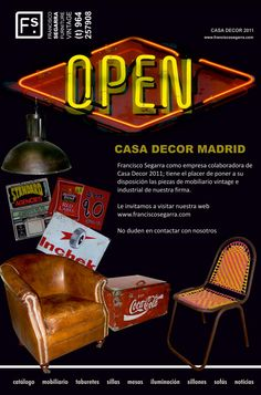 Open Casa Decor Madrid