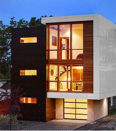 1000 images about nw modern home design on pinterest for Exterior design vancouver wa