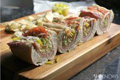 Classic Italian hoagie recipe - best homemade sandwich I've ever tasted!!!!!!!