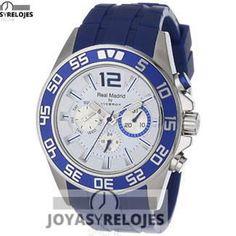 Increíble ⬆️😍✅ Real Madrid Viceroy 432859-05 😍⬆️✅ , ejemplar perteneciente a la Colección de RELOJES VICEROY ➡️ PRECIO 119 € Disponible en 😍 https://www.joyasyrelojesonline.es/producto/reloj-caballero-real-madrid-viceroy-ref-432859-05/ 😍 ¡¡Corre que vuelan!! #Relojes #RelojesViceroy #Viceroy