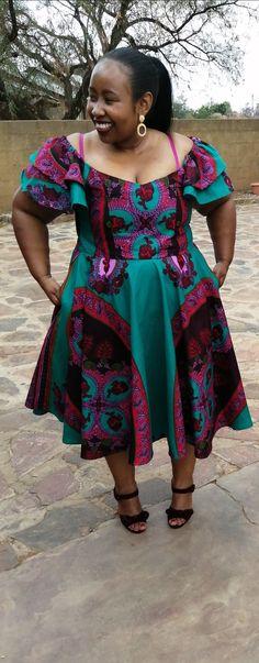 African Attire, High Low, Shoulder Dress, Nyc, Dresses, Fashion, Vestidos, Moda, Fashion Styles