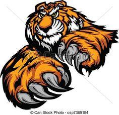 ideias com tigres - Pesquisa Google