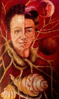 Lettera d'amore di Frida Kahlo a Diego Rivera ~ La mia notte/Mi Noche, 1939 | Tutt'Art@ | Pittura * Scultura * Poesia * Musica |