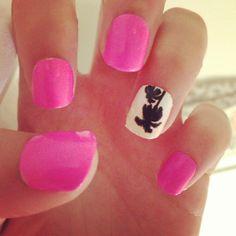 ☀ #nails #diy #palmtrees #pink #barbie #malibubarbie #LA #beachbum #mermaid #kiko #milan #sunset #sunkissed #summer #21 & #foreveryoung