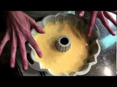 ▶ How to prepare your NordicWare Bundt pans for use - YouTube