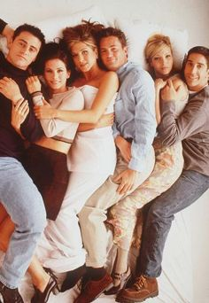 Friends 20th anniversary: The NBC sitcom was truly great.