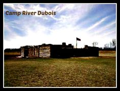 Camp River Dubois served as the winter camp for the Lewis and Clark Expedition from December 12, 1803, to May 14, 1804. Preview our children's history DVD about Lewis and Clark Click on Pin.