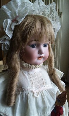 Antique doll by morganachloe, via Flickr