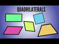 Topic 15.3: Classifying Quadrilaterals - YouTube