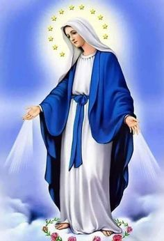 Queen of the queens, The Queen of the virgins, Our Holy Heavenly Queen We are giving our all Respectfull Honor to you and asking your valuable prayers for our families, Amen. Mother Mary Pictures, Jesus And Mary Pictures, Images Of Mary, Pictures Of Jesus Christ, Religious Pictures, Mary Jesus Mother, Mother Of Christ, Blessed Mother Mary, Mary And Jesus