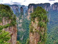 Salty toes Reiseblog - Zhangjiajie Avatar Mountains