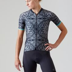 Women's Stained Glass ES Jersey