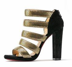 Louboutin: fotos colección zapatos O/I 2012-2013