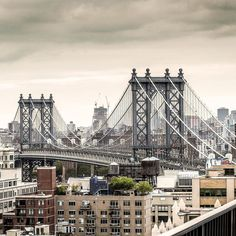 Manhattan Bridge, Tower Bridge, New York City, Travel, Viajes, Traveling, Nyc, Trips, Tourism