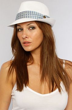 c90078c12f5 Fedora Hats  How to wear a fedora hat and tips on where to shop the latest  stylish and affordable womens fedoras and panama hats. monica
