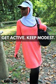 Up your gym game. #modest #activewear #sport #hijab #exercise #fit #muslimah #tops #clothes https://www.facebook.com/media/set/?set=a.1061873843831542.1073741834.201607973191471&type=3