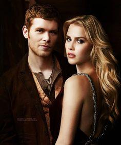 #TO The Originals  Klaus & Rebekah