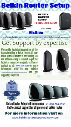 Dial Toll-Free Number 1-8002046959 for Configuration belkin wireless router setup  & installation belkin wireless router setup by belkin technical support team.