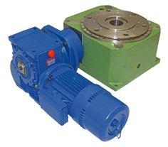 Sistemas de posicionamiento categoria indexadores - Motores Reductores - Motorreductores Electricos - Motoreductores - Caja Reductora - Motorreductores Rossi