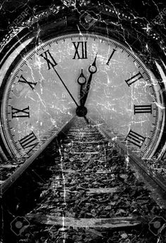 ~ The time is ticking, and so are my patience. ~