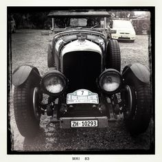 Bentley Oldtimer ❤