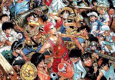 Manga & Graphic Design