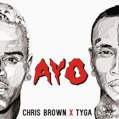 """RADIO   CORAZÓN  MUSICAL  TV: CHRIS BROWN X TYGA PRESENTA """"AYO"""" ADELANTO DE SU N..."""