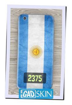 http://ift.tt/2d8jApK - Gambar Bendera Argentina ini dapat digunakan untuk garskin semua tipe hape yang ada di daftar pola gadskin.