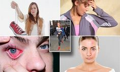 """#DailyMailUK .... """"Wearing workout clothes as fashion items has been popularized by models such as Gigi Hadid. But US medical experts say failing to wash and change after exercise can have unwanted consequences.""""....  http://www.dailymail.co.uk/femail/article-4157400/Athleisure-fans-warned-not-wear-sweaty-gym-gear.html"""