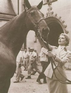 Grace Kelly at Biltmore