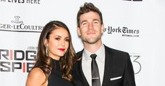 Nina Dobrev and Austin Stowell make it their relationship red carpet official http://huff.to/1OiNLcX