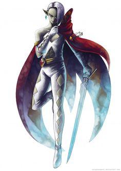 Demon Lord Ghirahim by *uniqueLegend on deviantART