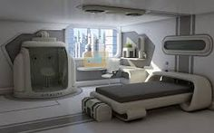 Image result for cosy scifi apartment