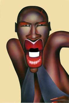 Grace Jones by Robert Risko Funny Caricatures, Celebrity Caricatures, Celebrity Drawings, Celebrity Portraits, Cartoon Faces, Funny Faces, Cartoon Art, Caricature Drawing, Drawing Art