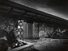 Ball-Arnaz Residence. Palm Springs