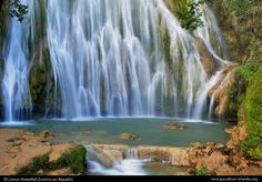 El Limon Waterfall Dominican Republic- I want to go here!