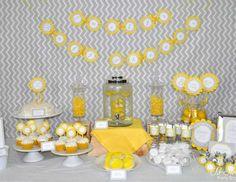 Картинки по запросу Baby shower yellow