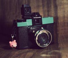 Diana F+ Toy Camera