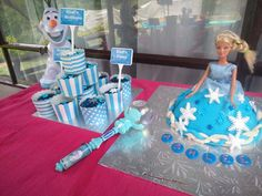 A beautiful Frozen party by Monkey Magic Nelspruit.  #SouthAfrica #kids