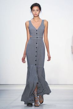 Marissa Webb Ready To Wear Spring Summer New York - NOWFASHION