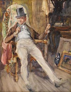 Frank Reynolds (1876-1953)의 작품입니다.