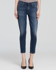 Citizens of Humanity Jeans - Avedon Ultra Skinny Ankle in Ventana