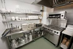 small commercial kitchen layout - Google Search