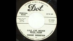 Teen 45 - Chase Webster - Like i've never been gone