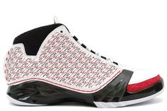 quality design 69ac1 60147 318376 101 Air Jordan 23 All Star White Black Varsity Red