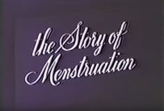 """""""There's nothing strange nor mysterious about menstruation."""" Preach, Disney."""