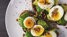 La Dieta del Huevo para aumentar el metabolismo y quemar grasa