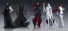 Guild of Mysteries v.2, · exellero · on ArtStation at https://www.artstation.com/artwork/rwVn6